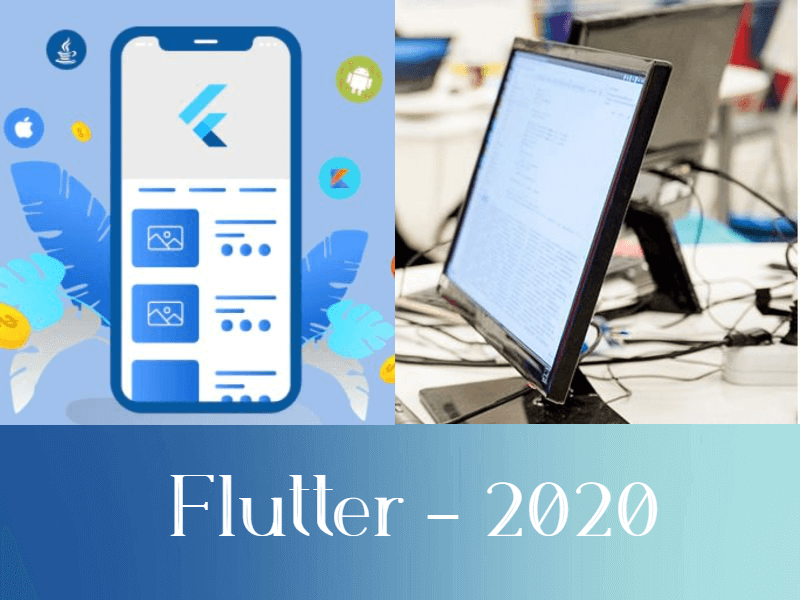 Flutter Hybrid Application development 2020
