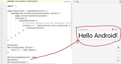 Jetpack Compose Preview