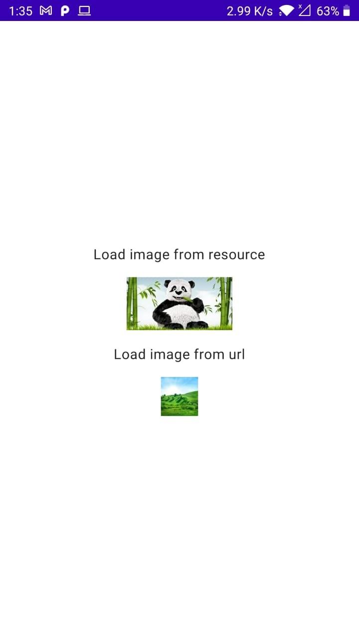 Compose Imageview