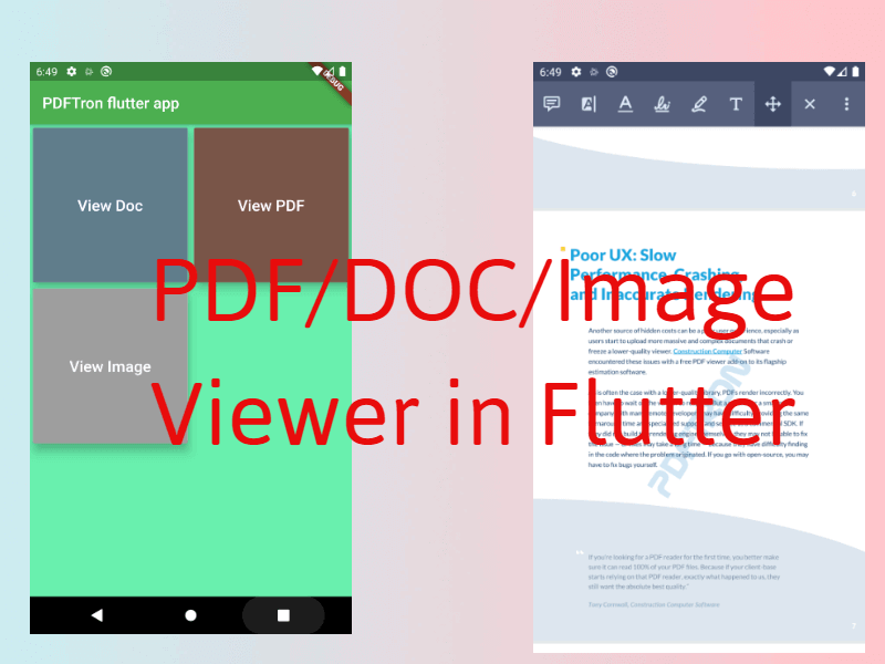 How To Open A Word or PDF Document On Android
