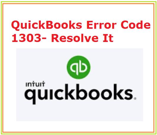 quick-book-error-1303