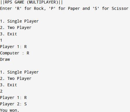 Python Game Source code